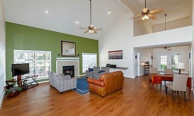 Living Room, ReNew McKinney, 1