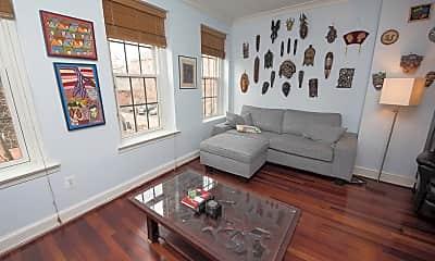 Living Room, 218 4th St SE, 1