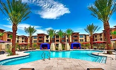 Pool, Elevation Chandler, 1