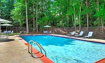 Pool, Mountain Lodge, 1