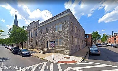 Building, 1730 Bank St, 2