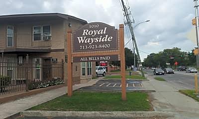 Royal Wayside Apartments, 1