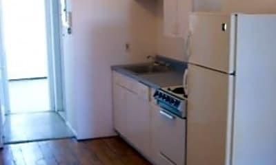 Kitchen, 601 Grove St 3L, 0