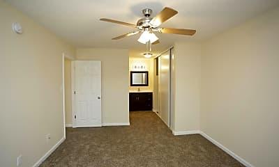 Bedroom, Huntley Ridge Apartment Homes, 2