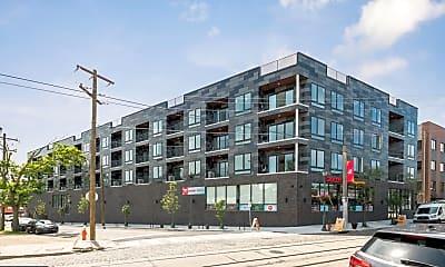 Building, 25 W Hortter St 208, 2