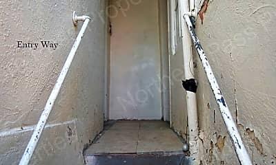 Bedroom, 1114 N El Paso St, 1