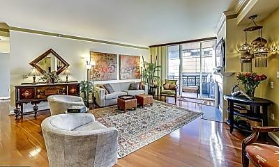Living Room, 717 President St 301, 0