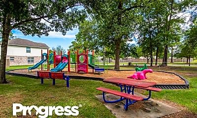 Playground, 2538 Halstead Drive, 2