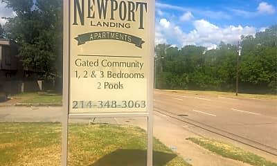 Newport Landing Apartments, 1