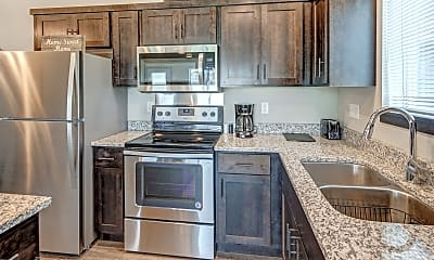 Kitchen, Falcon Heights Townhomes, 1