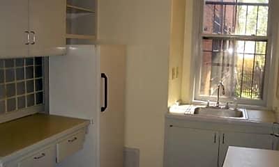 Kitchen, 1818 Green St, 1