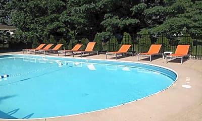 Pool, Partridge Run Apartments, 1