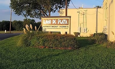 Lago de Plata Apartments, 1