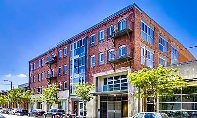 Building, 527 Molino St 205, 0