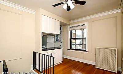 Bedroom, 1623-25 W. Grace St., 0