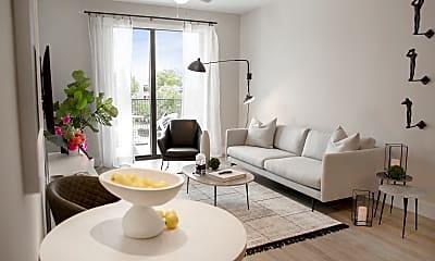 Living Room, Sanctuary at Doral, 1