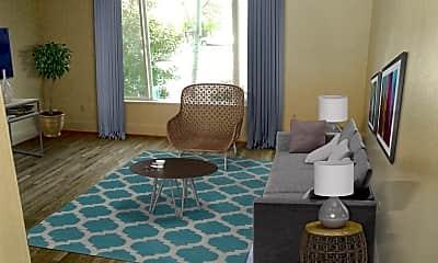 Living Room, 4050 SE Gladstone St, 2