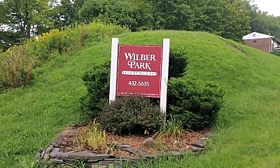 Wilber Park Apartments, 1