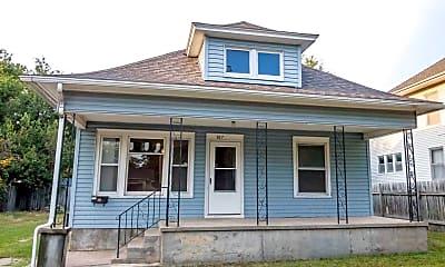 Building, 307 E 11th Ave, 0