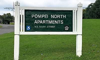 Pompei North Apartments, 1