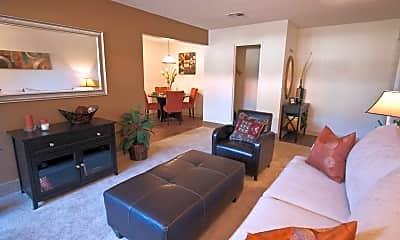 Living Room, Remington Place, 1