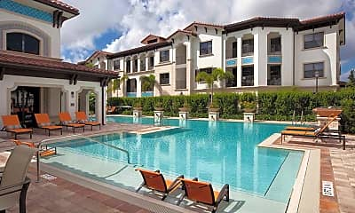 Pool, AMLI Miramar Park Apartments, 0