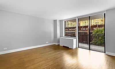 Living Room, 330 E 39th St 12G, 0