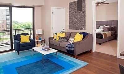 Living Room, Martin Blu, 1