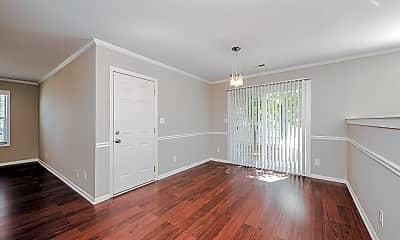 Living Room, 1200 Lattimore Street, 2