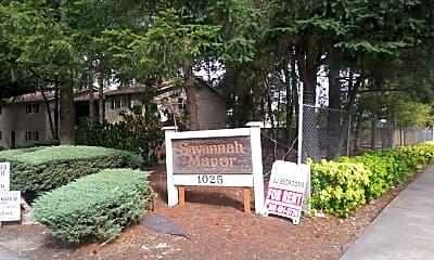 Savannah Manor, 1