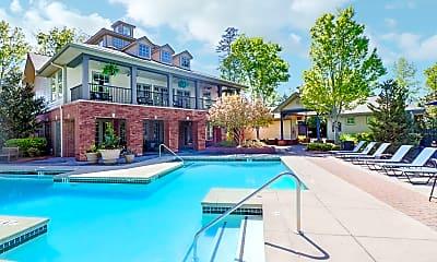 Pool, Elevation 3505, 0