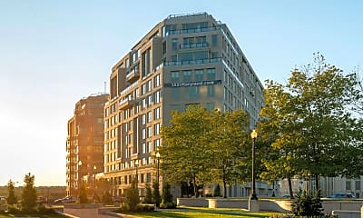Building, 1331 Maryland Ave SW PH08, 1