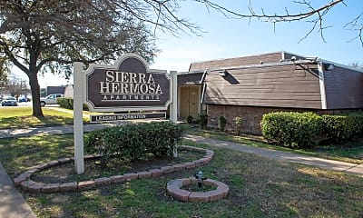 Community Signage, Sierra Hermosa, 2
