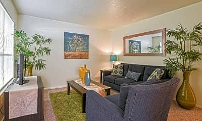 Living Room, Aventine Corpus Christi, 1