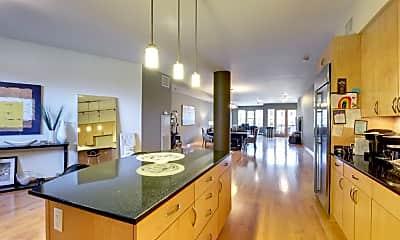 Kitchen, 401 N 2nd St 204, 0