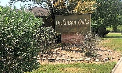Dickinson Oaks, 1