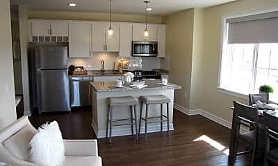 Kitchen, 945 Kenmore Avenue Apartments, 1