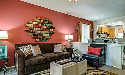 Living Room, Breckenridge, 1