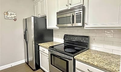 Kitchen, 9800 Pagewood Ln 3301, 2