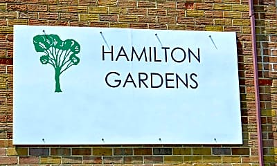 Community Signage, Hamilton Gardens, 2