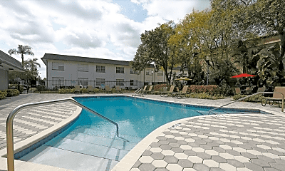 Pool, Grove at Temple Terrace, 0