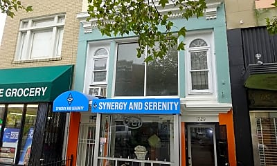 Community Signage, 1729 Columbia Rd NW 3A, 2