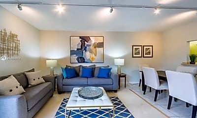 Living Room, 101 Crandon Blvd 170, 1