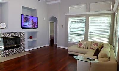 Living Room, 1102 Parkhaven Ln, 1