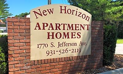 New Horizon Apartments, 1