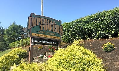 Imperial Towers Apartments, 1