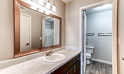 Bathroom, Laurel Valley, 2