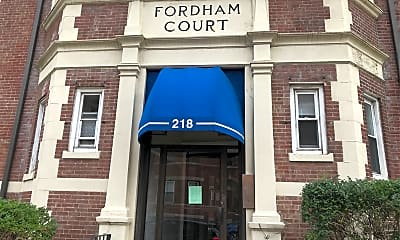 Fordham Court, 1