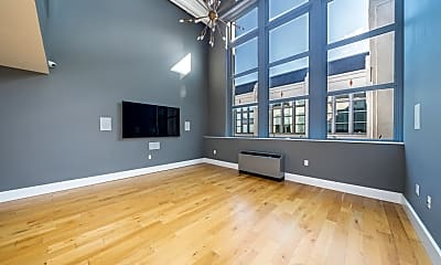 Living Room, 50 Dey St, 1