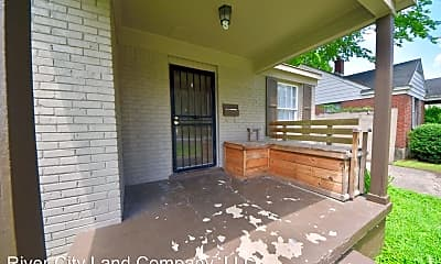 Patio / Deck, 3800 Marion Ave, 2